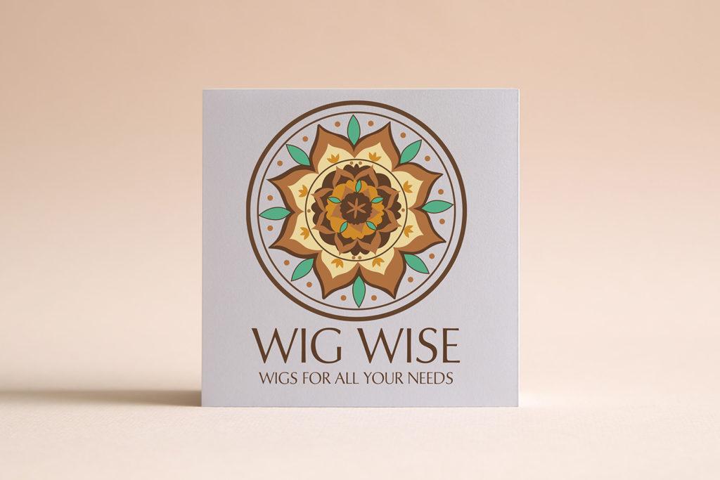 Custom logo design for business card printing